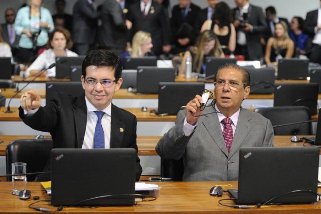 CCJ do Senado aprova projeto que extingue foro privilegiado a autoridades Edilson Rodrigues/Agência Senado