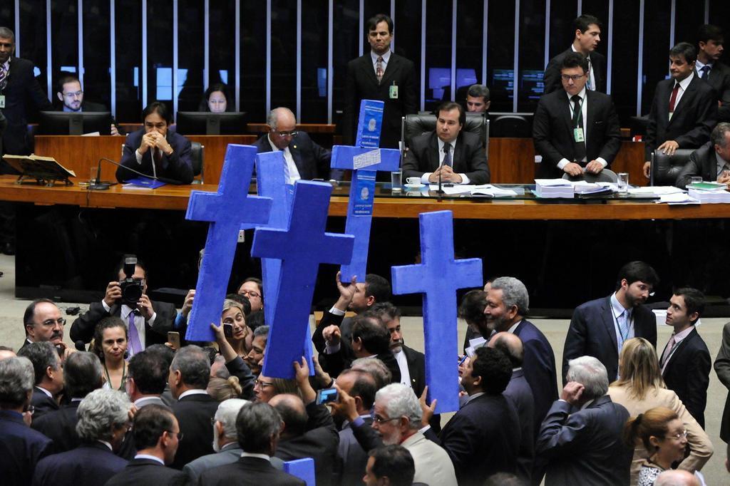Como votaram os deputados gaúchos na aprovação do texto-base da reforma trabalhista