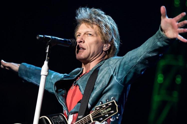 Bon Jovi confirma show em Porto Alegre ONSECRETHUNT/DIVULGAÇÃO