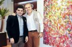 Galeria: Claudio Cupertino inaugura exposição em São Paulo  João Passos/Divulgação