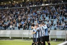 Grêmio terá dois árbitros assistentes ao lado das goleiras na Arena Félix Zucco/Agencia RBS