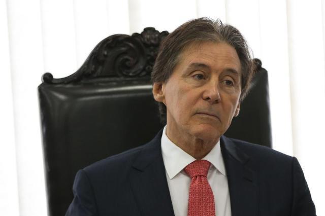 Fachin autoriza abertura de inquérito contra presidente do Senado Marcelo Camargo/Agência Brasil