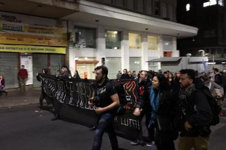 Leitores comentam dia de greve e manifestações (Marina Pagno/Agência RBS)
