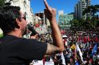 Aulas canceladas, ônibus parados e atropelamentos: como foi a greve geral em Caxias do Sul Roni Rigon/Agencia RBS