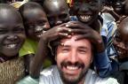 Gaúcho conta sua experiência de trabalhar no Médico Sem Fronteiras na África Samuel Johann/Arquivo Pessoal