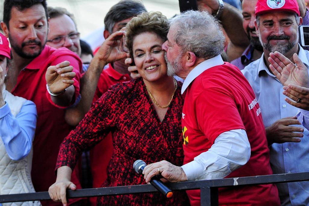 "Lula telefona para Dilma e expressa ""sentimentos"" pela morte de Carlos Araújo Anderson Fetter/Agencia RBS"
