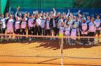 Empresários lançam núcleo de centro de treinamento de tênis para crianças de escolas públicas em Porto Alegre Jefferson Bernardes/Arquivo pessoal