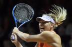 Sharapova estreia contra campeã de Roland Garros em Cincinnati THOMAS KIENZLE/AFP