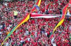 Inter x Novo Hamburgo registra o terceiro maior público colorado desde a reforma do Beira-Rio Mateus Bruxel/Agencia RBS