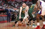 Jazz vence jogo decisivo e elimina o Clippers na NBA Andrew D. Bernstein / Getty Images/AFP/Getty Images/AFP