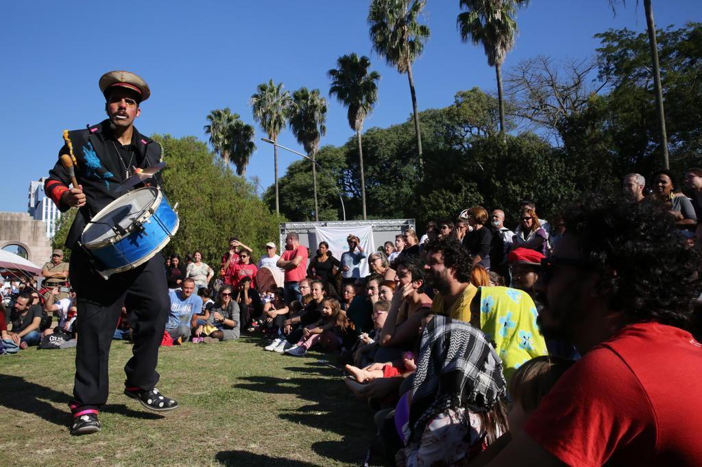 Arte no Parque leva espetáculos gratuitos para a Redenção