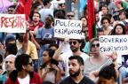 No Rio de Janeiro, Dia do Trabalho tem ato contra violência policial WILTON JUNIOR/ESTADÃO CONTEÚDO