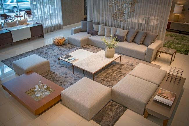 Arquiteta mineira cria ambiente no Miami Design District Saccaro / Divulgação/Divulgação