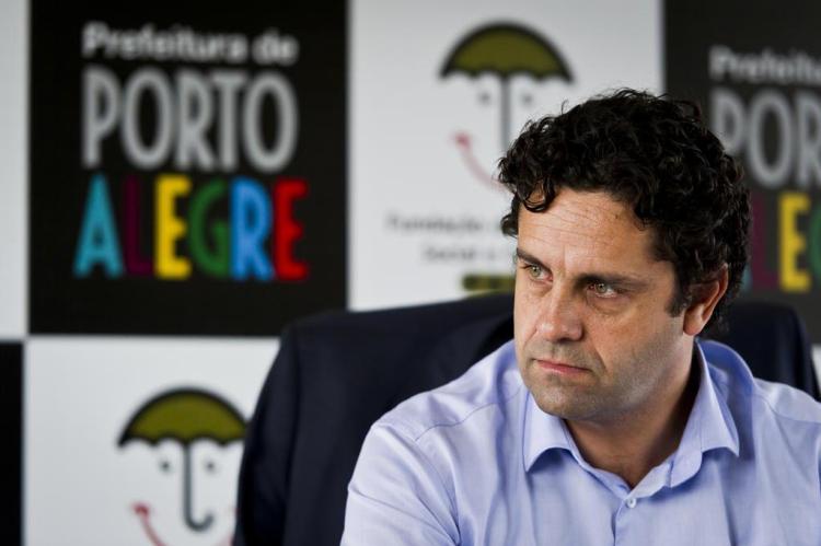 PP quer escolher substituto de Kevin Krieger no governo Marchezan Mateus Bruxel/Agencia RBS