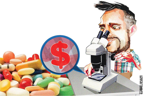 Opção por medicamentos manipulados pode trazer economia de até 30%; veja alguns cuidados (Gabriel Renner / Arte ZH/Arte ZH)