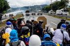 Oposição reforçará protestos após Maduro convocar Assembleia Constituinte na Venezuela FEDERICO PARRA/AFP
