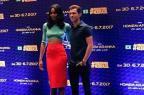 Homem-Aranha com cara de guri: ator Tom Holland vem ao Brasil divulgar novo filme da franquia Facebook/Homem-Aranha/Divulgação