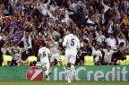 Real Madrid pode ser punido por provocação de torcida ao Atlético GERARD JULIEN/AFP