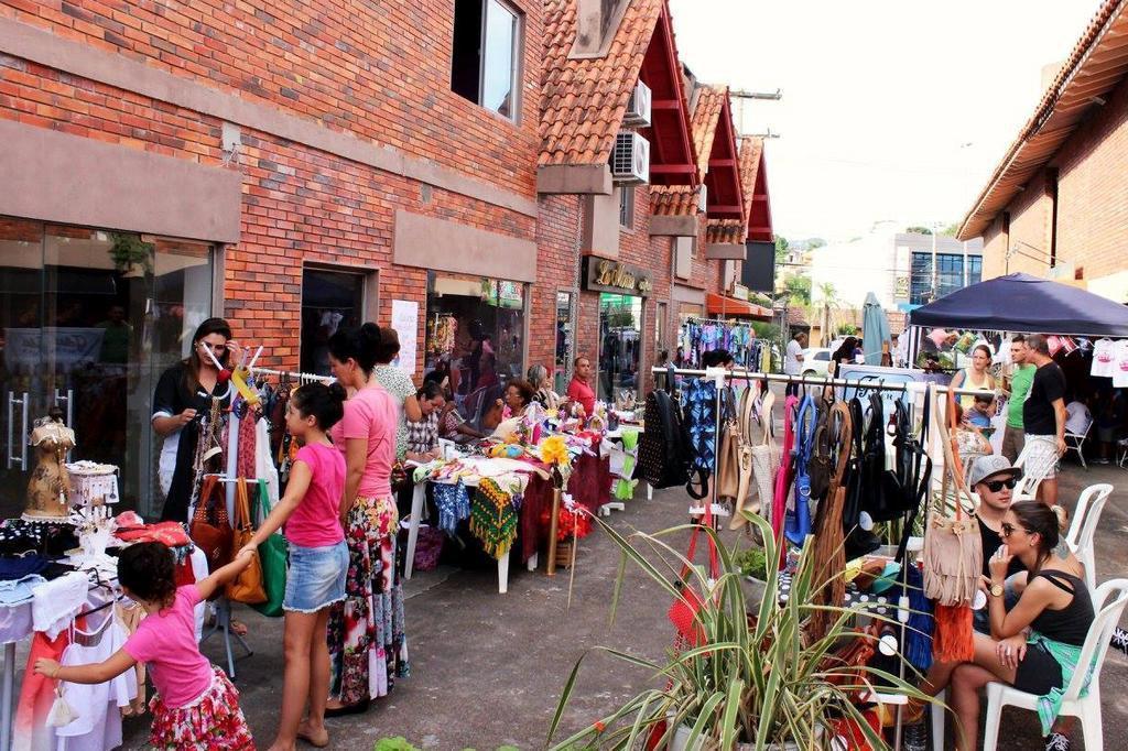 Aparador Blanco Barato ~ Evento com feira de moda e artesanato será realizado todo m u00eas na zona sul de Porto Alegre