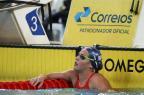 Gaúcha Viviane Jungblut conquista o ouro nos 1.500m do Maria Lenk Satiro Sodré/CBDA,Divulgação