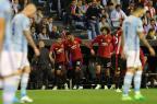 Rashford marca e garante vitória do United contra o Celta na Liga Europa CESAR MANSO / AFP/AFP