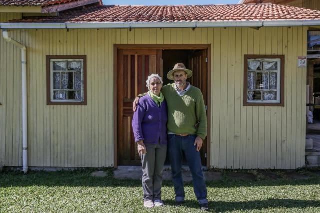Cultivo da hospitalidade: turismo rural agrega valor à hospedagem em Santa Catarina Betina Humeres/Agencia RBS