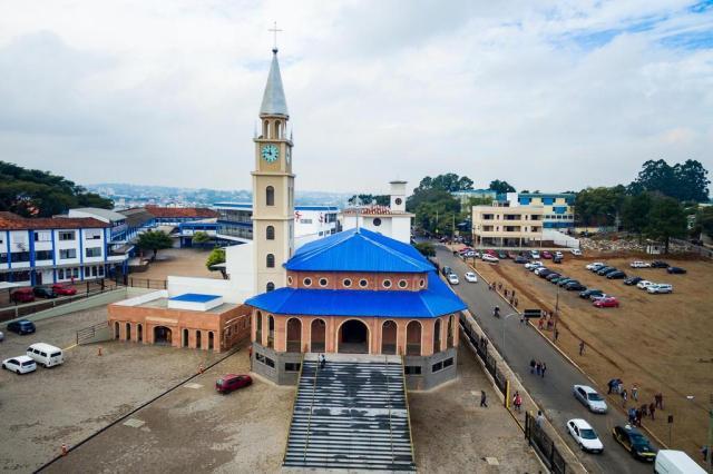 Novo santuário para Nossa Senhora de Fátima será inaugurado na zona norte de Porto Alegre Omar Freitas/Agencia RBS