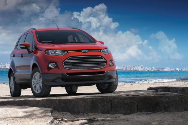 Ford apresenta novo motor 1.5 de três cilindros que usará no Ecosport Ford/Divulgação