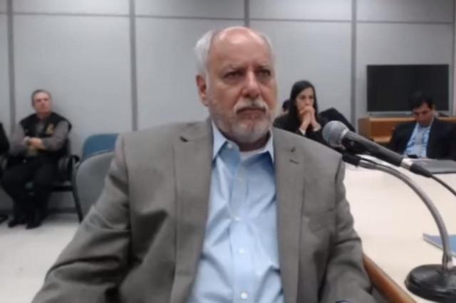 Renato Duque pede ao STF extensão da liberdade concedida a José Dirceu Reprodução/YouTube