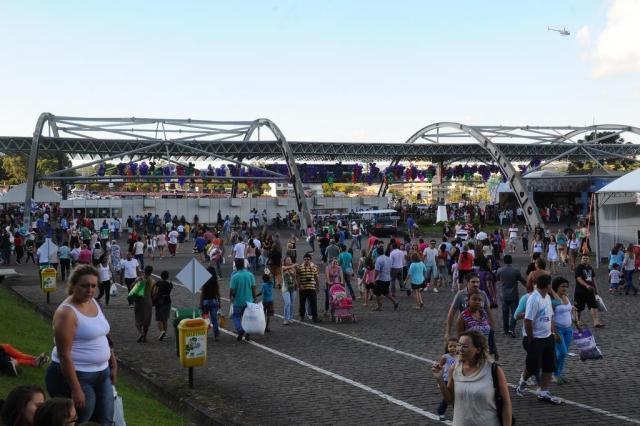 Historiadores divergem sobre decisão de transferir a Festa da Uva Jonas Ramos/Especial