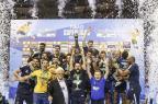 Cruzeiro é pentacampeão da Superliga Divulgação/Inovafoto/CBV
