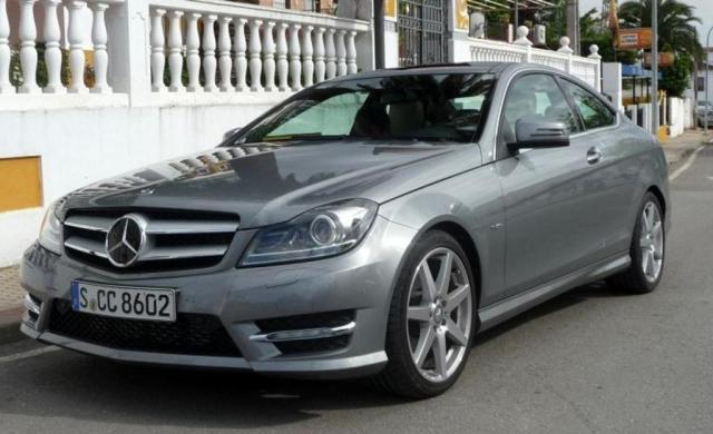 Mercedes traz ao Brasil sedã mais acessível da linha Coupé Avantgard Divulgação/Mercedes-Benz