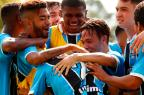 VÍDEO: confira os gols da vitória do Grêmio no Gre-Nal do Gauchão Sub-20 Rodrigo Fatturi / Agência RBS/Agência RBS