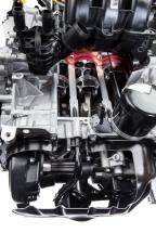 Motor de três cilindros 1.5 Flex, mais potente e econômico Ford, DV/
