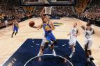 Com facilidade, Warriors fecha série contra o Jazz e vai às finais do Oeste Andrew D. Bernstein / NBAE/Getty Images/AFP/NBAE/Getty Images/AFP