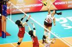 Osasco e Rio de Janeiro estreiam com vitórias no Mundial feminino Divulgação/FIVB