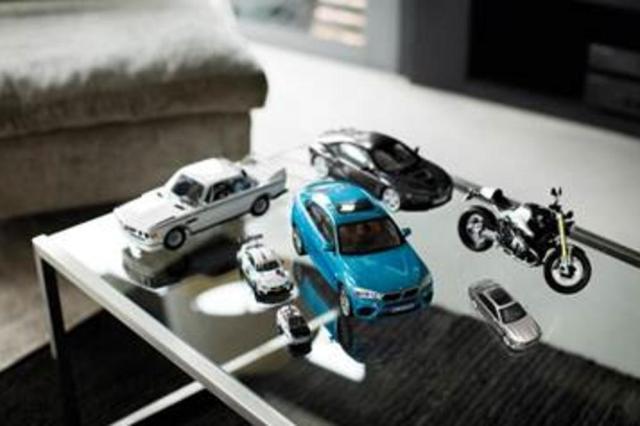 BMW lança mais 10 miniaturas de veículos icônicos da marca Divulgação/BMW