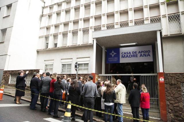 Casa de Apoio Madre Ana celebra um ano de funcionamento e mais de 600 pessoas atendidas na Capital Andréa Graiz/Agencia RBS