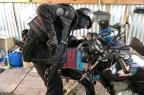 Presos membros de quadrilha que roubava motos para vender peças na Região Metropolitana Divulgação/Polícia Civil