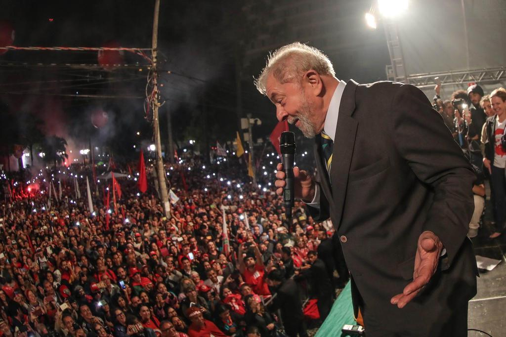 Presidente do PT no Rio de Janeiro prega