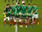 México: Osorio sobrevive a goleada de 7 a 0 e chega forte para a Rússia Divulgação/Federação Mexicana de Futebol