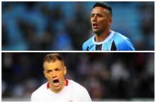 Grêmio e Inter estreiam neste fim de semana diante das próprias incertezas Montagem sobre fotos: Félix Zucco e Diogo Sallaberry/Agência RBS/