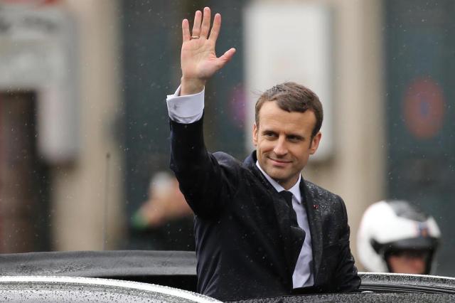 Presidente francês comparecerá à votação para sede da Olimpíada de 2024 ALAIN JOCARD / POOL / AFP/AFP