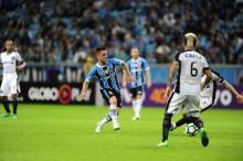Grêmio dominou o Botafogo do início ao fim do jogo Carlos Macedo/Agencia RBS