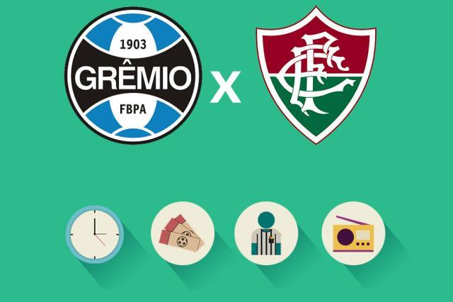 Grêmio x Fluminense: tudo o que você precisa saber para acompanhar a partida Arte ZH/
