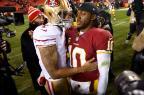 Seahawks analisa Kaepernick e Robert Griffin como opções para a reserva de Russell Wilson NFL / Divulgação/Divulgação