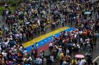 Número de mortos na Venezuela sobe para 40 após seis semanas de protestos contra Maduro FEDERICO PARRA/AFP