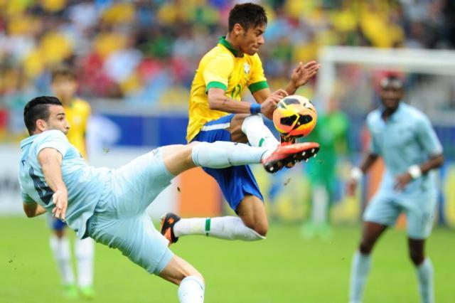 Arena do Grêmio é aprovada na segunda vistoria e deve receber Brasil e Equador em agosto Fernando Gomes/Agencia RBS