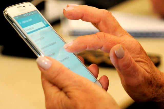 Aprenda a transformar seu celular em um roteador Wi-Fi Marcelo Casagrande / Agência RBS/Agência RBS