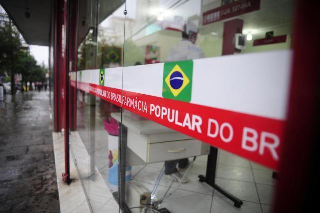 Farmácia Popular: unidades próprias começam a fechar neste mês Marcelo Casagrande/Agencia RBS